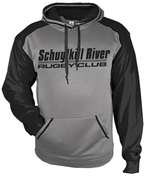 Schuylkill River Performance Fleece Hoodie