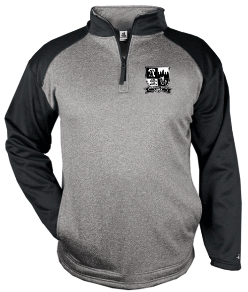 Schuylkill River 1/4-Zip Performance Fleece Pullover