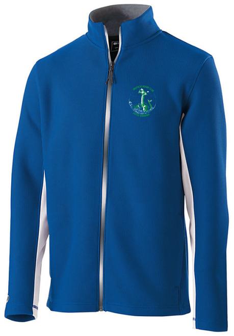 Grunion Rugby Rib Knit Jacket