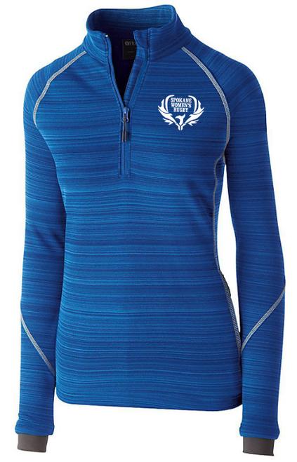 Spokane WRFC 1/2-Zip Performance Fleece Pullover