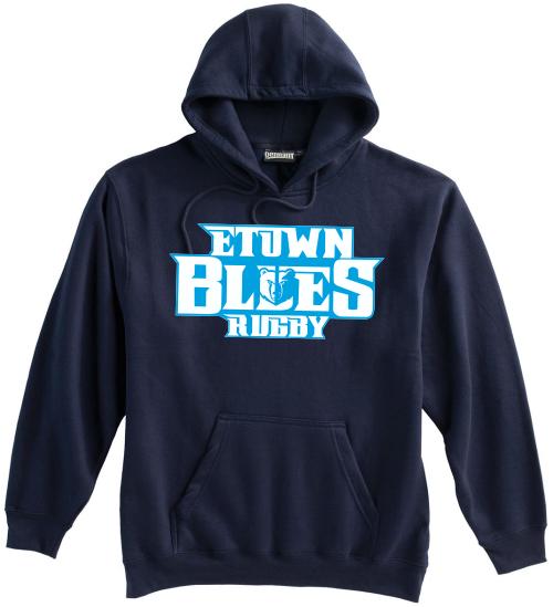 Elizabethtown Blues Hoodie, Navy