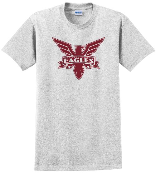 NOVA Eagles Tee, Gray