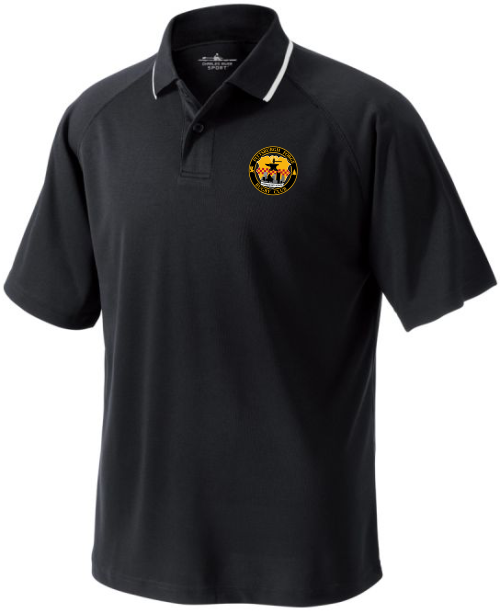 Forge Performance Polo, Black