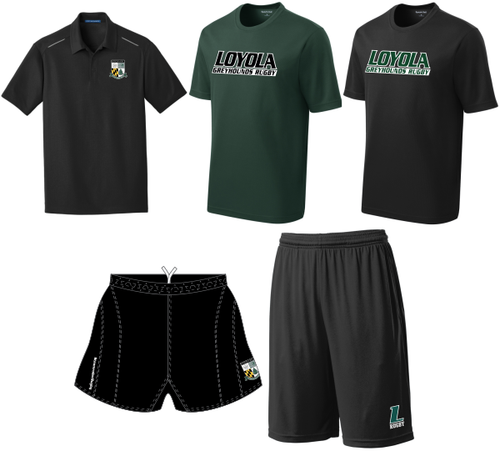 Loyola Rugby Essential Player Package