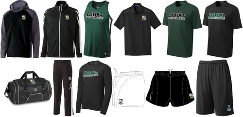 Loyola Rugby Player Package Black
