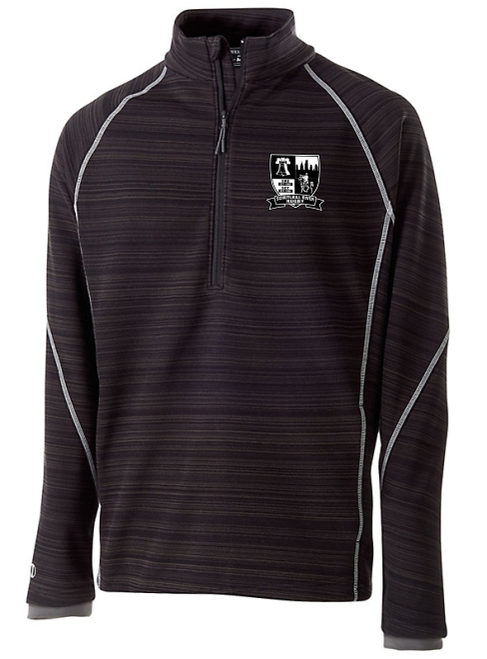 Schuylkill River 1/2-Zip Poly Fleece Pullover