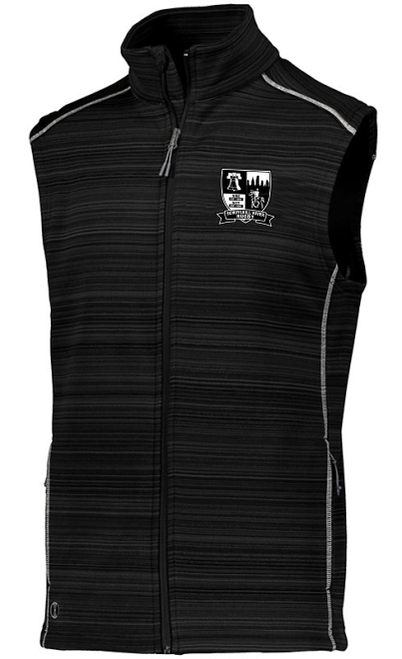 Schuylkill River Full-Zip Poly Fleece Vest