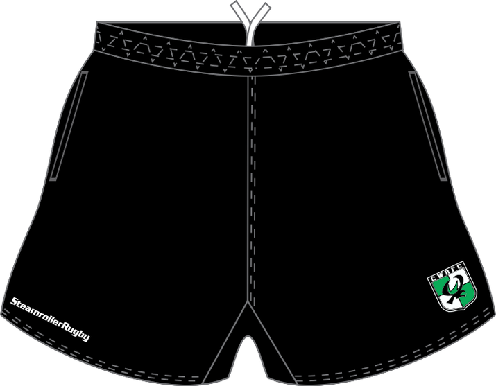 Chesapeake Pocketed Performance Rugby Shorts