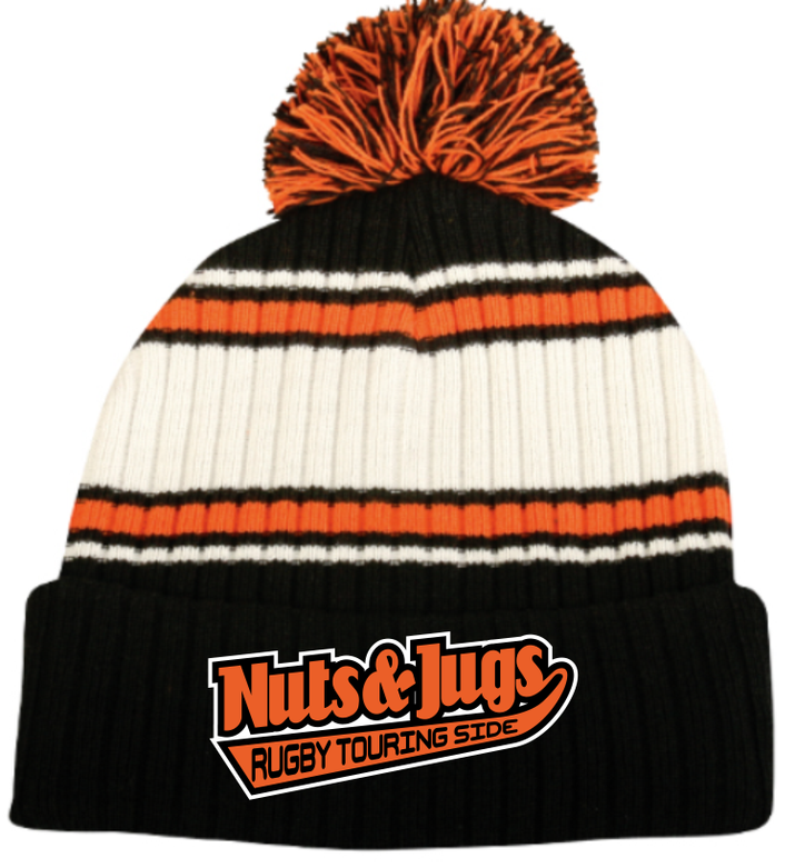 Nuts & Jugs Watch Cap