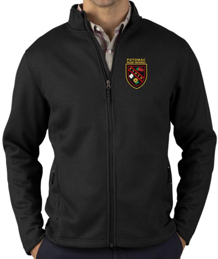 Potomac Referees Rib Knit Jacket