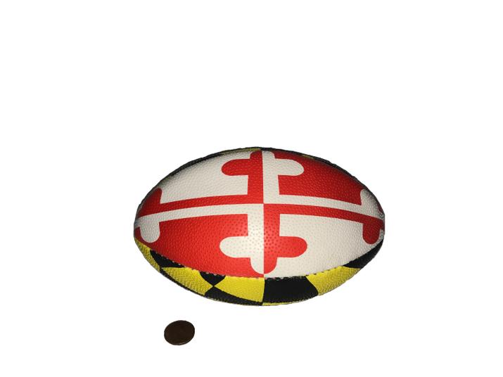 Maryland Flag Mini Ball