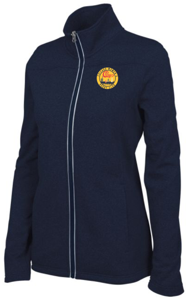 Chicago WRFC Full-Zip Fleece Jacket