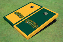 Baylor University Arch Alternating Border Cornhole Boards