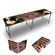 Bald Eagle 8ft Tailgate Table