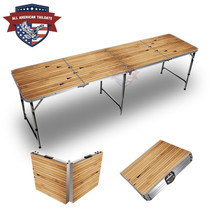Bowling Alley 8ft Tailgate Table