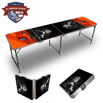Camaro Red 8ft Tailgate Table