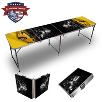 Camaro Yellow 8ft Tailgate Table