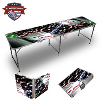 Chips And Cards # 3 8ft Tailgate Table
