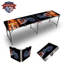 Cigar And Cognac #2 Themed Tailgate Table