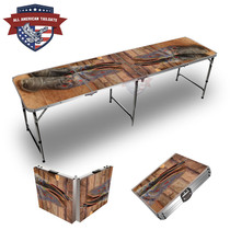 Cowboy Boots #1 8ft Tailgate Table