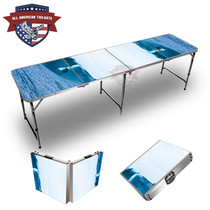 Drop In Surfer 8ft Tailgate Tables
