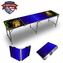 Fish And Reef #1 8ft Tailgate Table