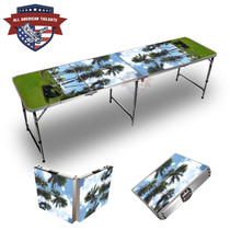 Golf Palms 8ft Tailgate Table