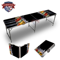 Martini Themed 8ft Tailgate Table