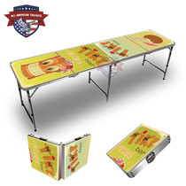 Tiki Bar #1 8ft Tailgate Table