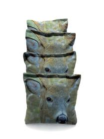 4 Deer # 2 Custom Cornhole Bags