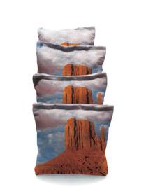 4 Dessert Rock Custom Cornhole Bags