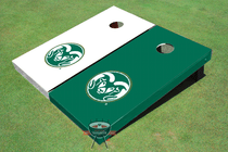 Colorado State University Rams Alternating Custom Cornhole Board
