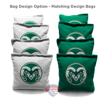 Colorado State University Rams Cornhole Bags