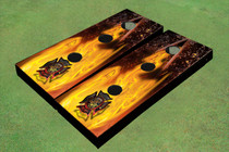Custom Department 1 Fire Washer Toss Set