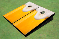 Beer Custom Cornhole Board