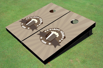 Happy Hour Cornhole Board Set