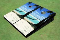 Hammock 1 Custom Cornhole Board