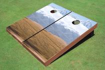 Plateau Custom Cornhole Board