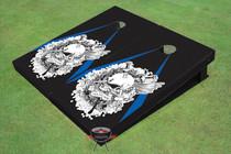 Skull Custom Cornhole Board