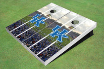 University Of Kentucky Stadium Long Strip Custom Cornhole Board