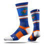 University of Florida Blue Heather Gator  Strapped Fit 2.0 Socks