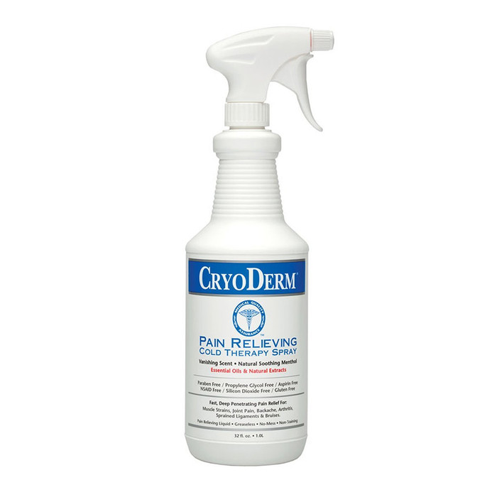 CRYODERM, 32-OZ. CLINIC SPRAY BOTTLE