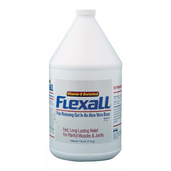 FLEXALL 454 REGULAR PAIN RELIEVING GEL GALLON