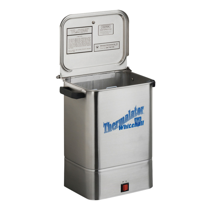 "STATIONARY THERMALATOR 10-3/4""X8-3/4""X14-1/2"", INCLUDES 4 STANDARD THERMAL PACKS"