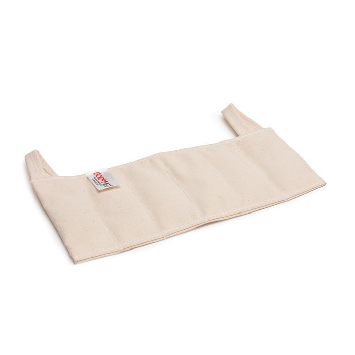 "BODYMED, PRO-TEMP HYDRO HOT PACK, HALF-SIZE, 5"" X 12"""