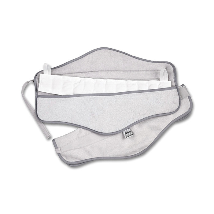 """HYDROCOLLATOR FOAM-FILLED TERRY COVER, NECK CONTOUR 25"""" X 16"""""""