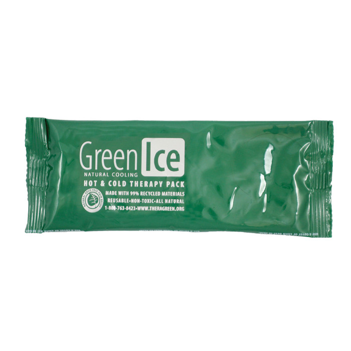 """GREENICE COLD & HOT THERAPY PACK, 3"""" X 10"""""""