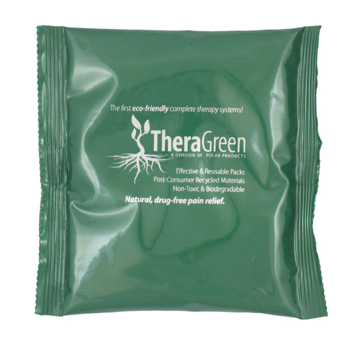 """GREENICE COLD & HOT THERAPY PACK, 6"""" X 6"""""""