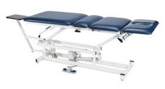 Decompression Traction System - Elevation Table with All Accessories