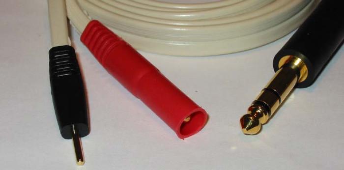 COMBO THERAPY STEREO - 1 pin & 1 banana